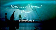 2+ Best Halloween Drupal Themes