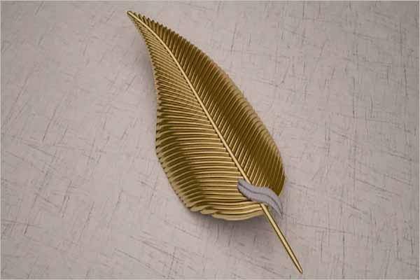 Leaf 3D Design