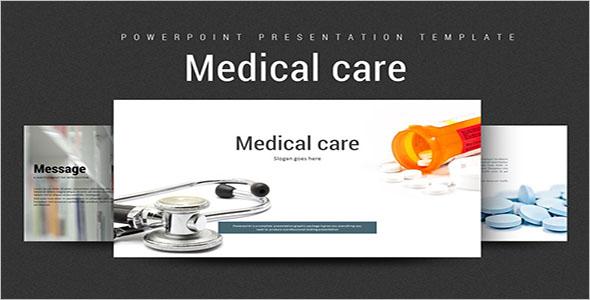 Medical Care Website Template