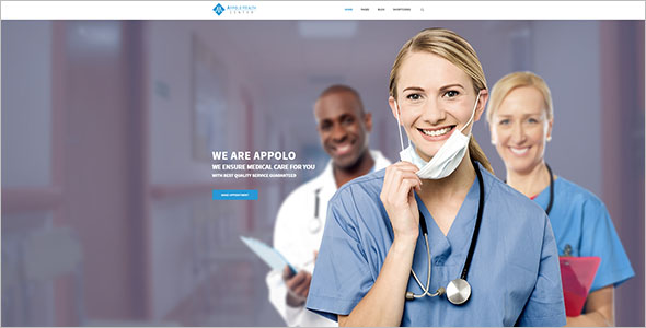 Medical HTML5 Website Template