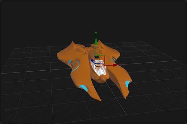 Modern 3D Model
