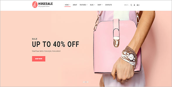 Multipurpose Store WooCommerce Theme