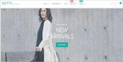 New Fashion Arravial WordPress Theme