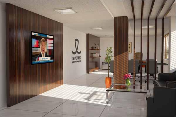 Office 3D Design