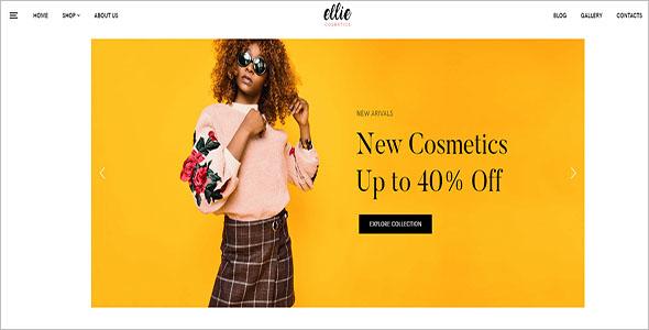 Pro Cosmetic WordPress Theme