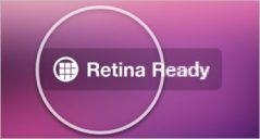 6 Retina Ready Drupal Themes