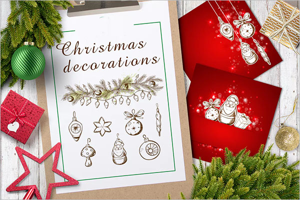 Sample Christmas Decorations
