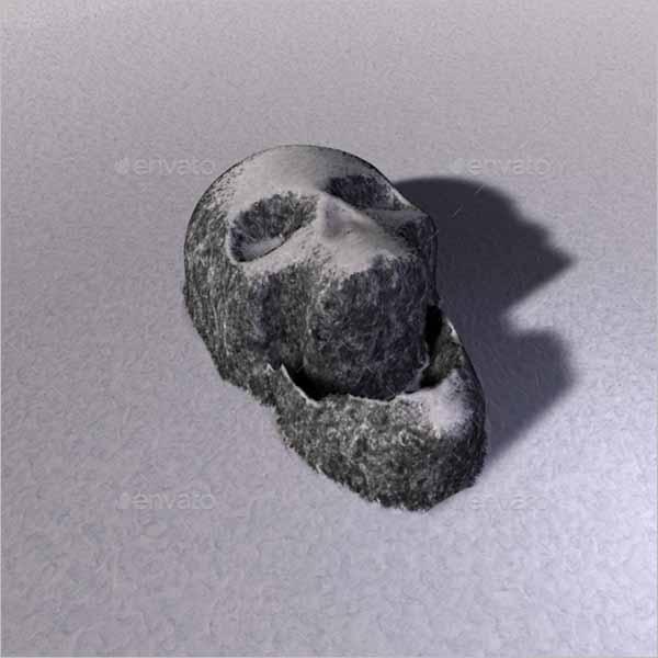 Skull Pack 3D Design