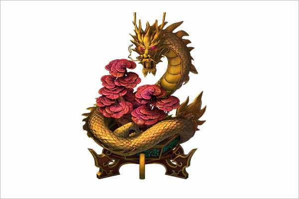 Toy Dragon 3D Design
