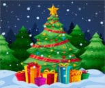 Xmas Tree Image Design Ideas