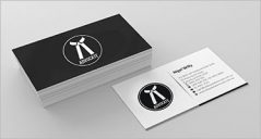 Advocate Business Card Designs