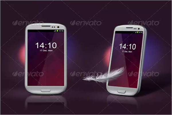 Android Devices Mockup Free