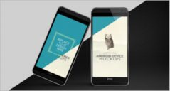 32+ Android Mockup Designs