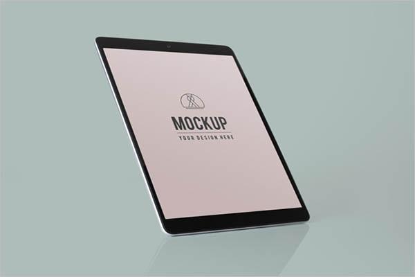 App Screen Mockup Design Free Download