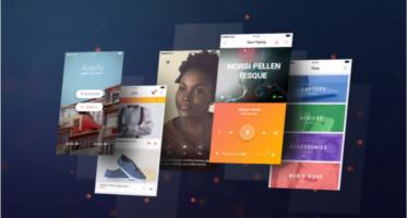 App Screen Mockup Designs