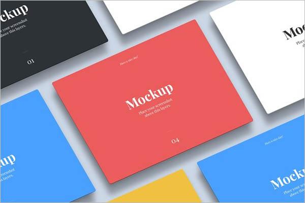 App Showcase Mockup