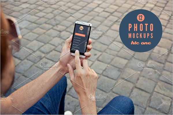 Best Android Photo Mockup