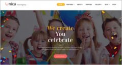 15+ Best Birthday Website Templates