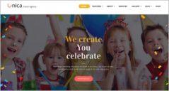 Best Birthday Website Templates