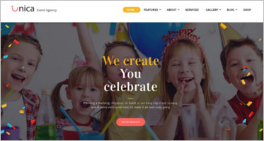 Best Birthday Website Templates