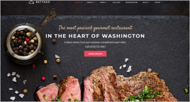 Bettaso WordPress Theme
