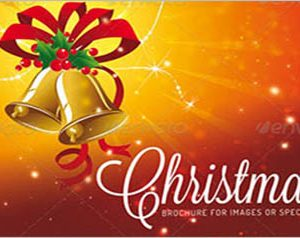 Christmas Brochures Template
