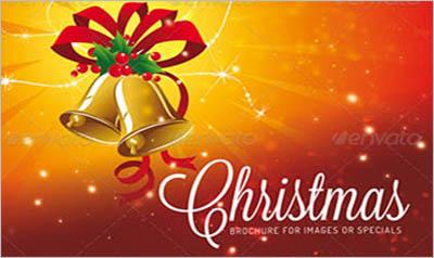 Christmas Brochures Template
