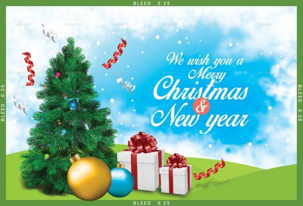 Christmas Post Cards-1