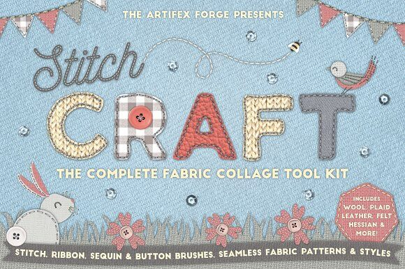 Christmas Stitch Craft Ideas
