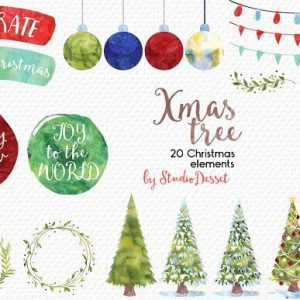 Christmas Tree Decoration Ideas Sample