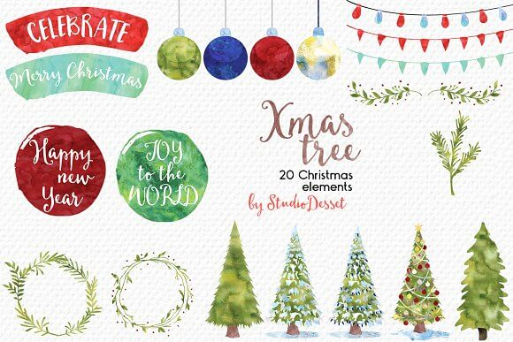 Christmas Tree Decoration Ideas Sample