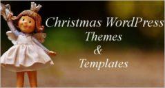 8+ Christmas WordPress Themes
