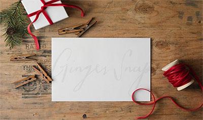 Christmas Stationary and Gifts