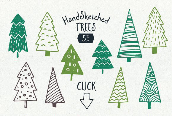 Hand Drawn Christmas Workshop