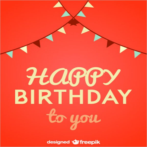 Customize Birthday Postcard Design