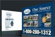 Customize Postcard Marketing Design
