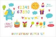 Birthday PostCard Easy Design