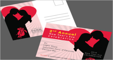 Event Postcard Design