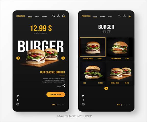 Free App Screen Mockup Designs