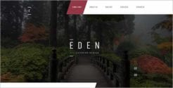 Garden Design Responsive Website Template1