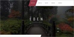 Garden Design Responsive Website Template1