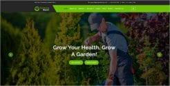 Garden Product Website Template1