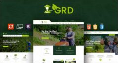 28+ Garden Website Templates