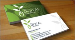 26+ Gardening Business Cards