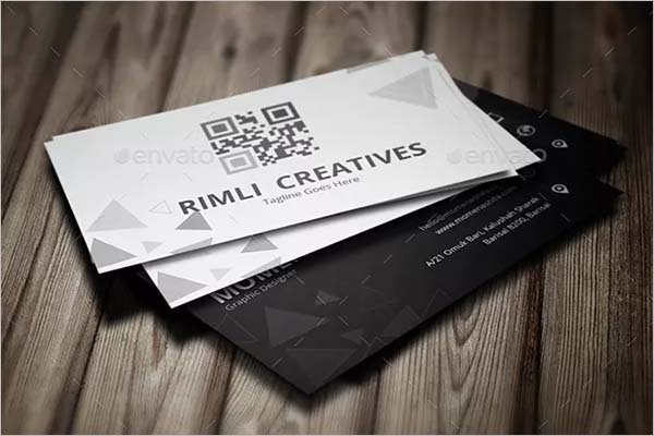 Great Sleek Business Card Design