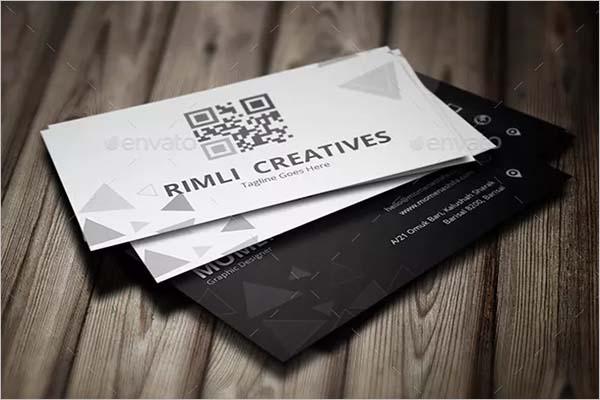 Great Sleek Business Card Design