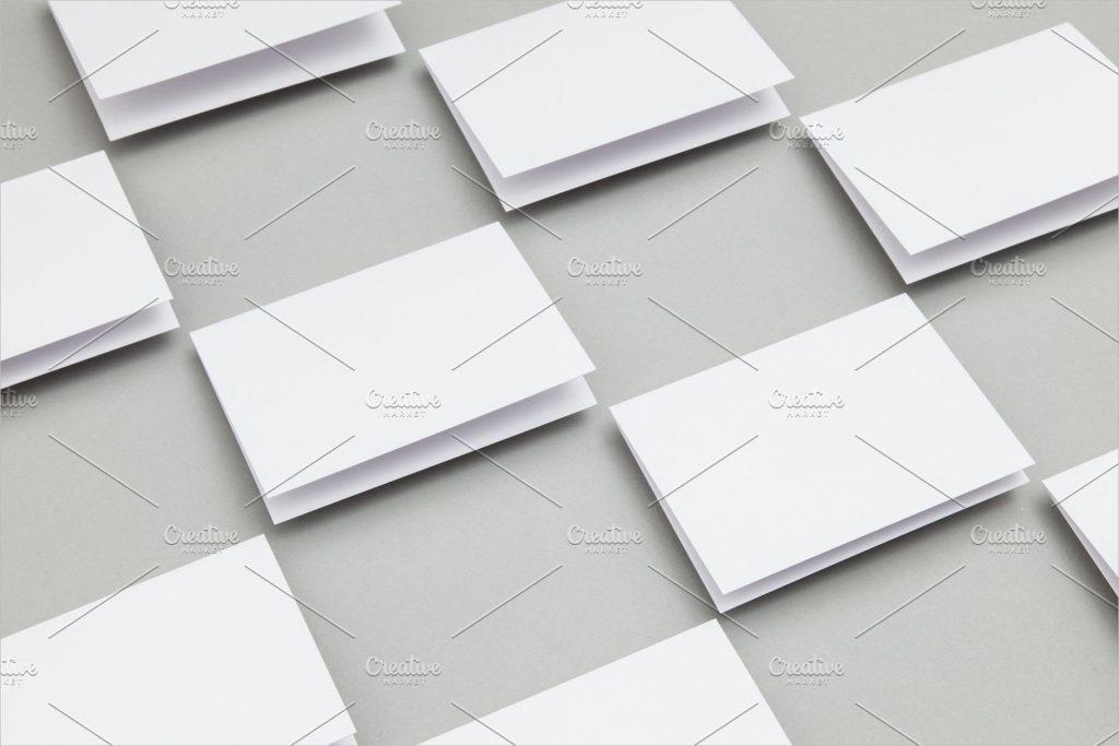 Ideal Blank PostCard Design
