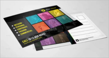Marketing Postcard Designs