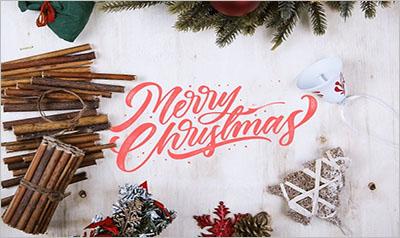 Merry Christmas Overlays