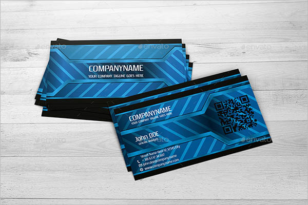 Metal Business Card Template Nulled